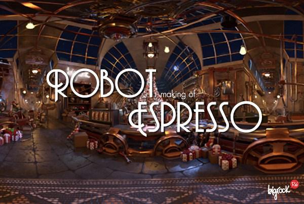 Robot Espresso