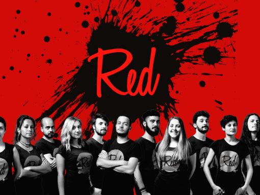 Presentation Red XXVI